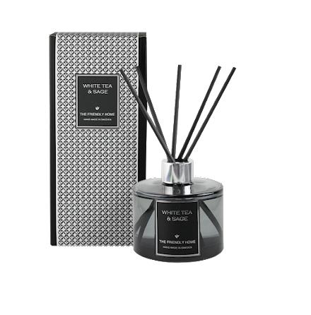 Doftpinnar - Smoke Elegance - White Tea & Sage