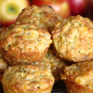 Cheesy Lunch Muffins.