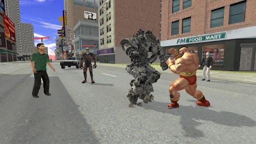 New Super Speed Light Hero Rescue Game 1.1.2 screenshots 2