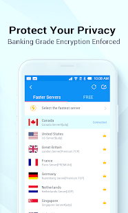 App Best Ultimate VPN - Fastest Secure Unlimted VPN APK for Windows Phone