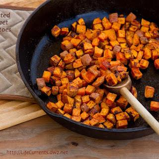 Roasted Sweet Potatoes Recipe