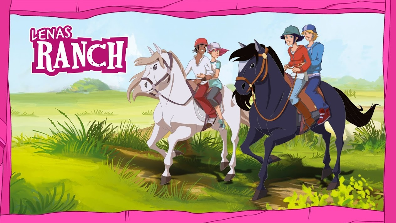 Lenas Ranch Spiele