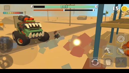 RiderZ 0.9.4 screenshots 1