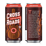 South Austin Brewery Crossroads Coffee Stout