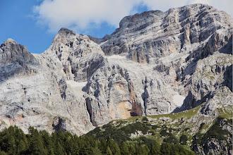 Photo: veduta sul Gruppo Padaiola