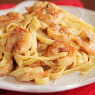 Hot Pasta With Shrimp Recipes