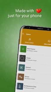 Free Ringtones for Android Mod Apk (Vip Feature Unlock) 6