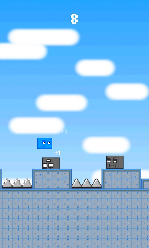 Скриншот Cubit Jump
