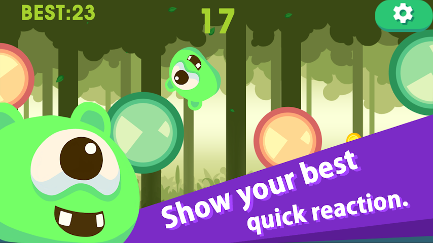 android Branch Spin Screenshot 1
