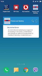 Oxford Dictionary of Finance and Banking Screenshot