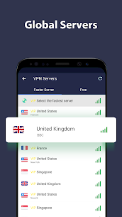 VPN Proxy Master – free unblock VPN & security VPN 1.8.3 APK 3