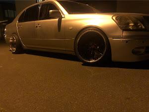 セルシオ UCF30 14年車のタイヤのカスタム事例画像 kさんの2018年08月03日15:20の投稿