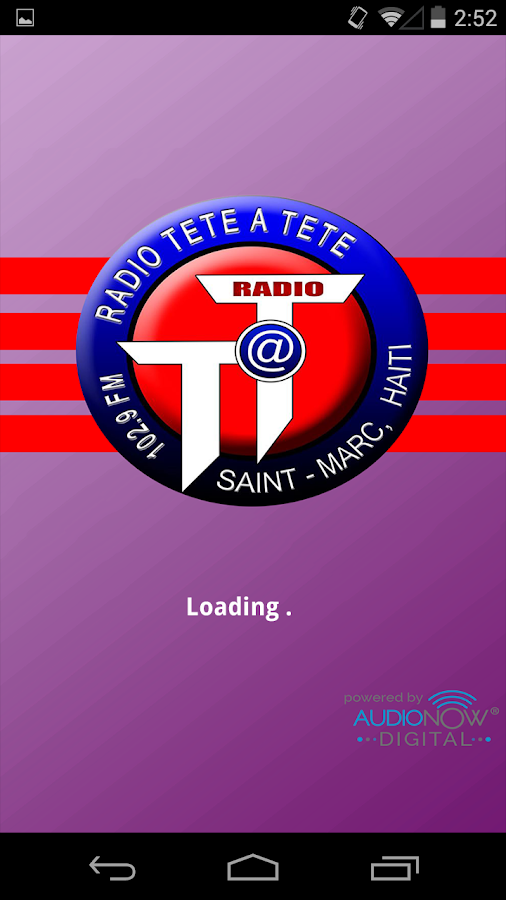 Radio Tete a Tete- screenshot