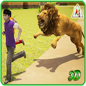 Rage of Jungle King Lion icon