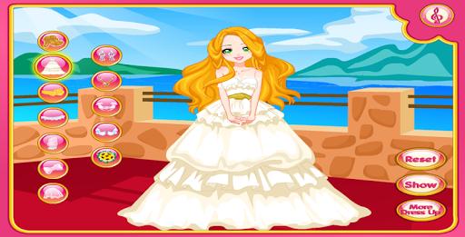 princess wedding dress up 1.0.0 screenshots 2
