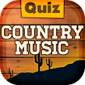 Country Musica Gioco Quiz icon