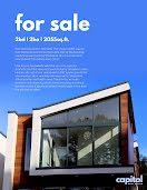 Capitol Real Estate - Real Estate Flyer item