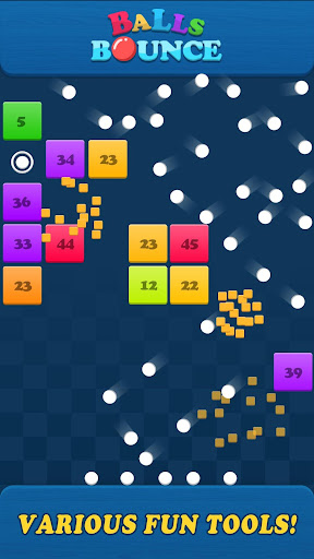 Balls Bounce:Bricks Crasher filehippodl screenshot 12