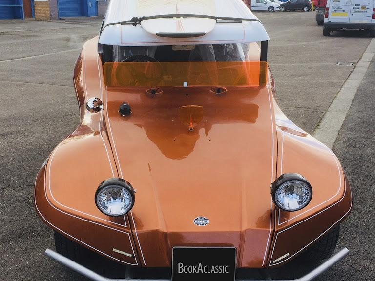 Volkswagen Beach Buggy Hire Pontypridd, Wales