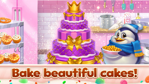 Sweet Escapes: Design a Bakery with Puzzle Games modavailable screenshots 9