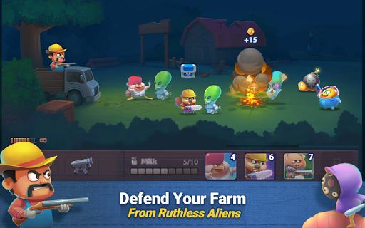 Farm Guns: Alien Clash 2018 0.6.0 screenshots 2