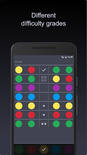 Code Triche Mastermind with challenging Levels APK MOD screenshots 4