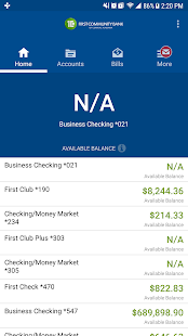 FCBCA Mobile Banking- screenshot thumbnail