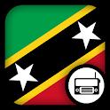 Saint Kitts & Nevis Radio Pro icon