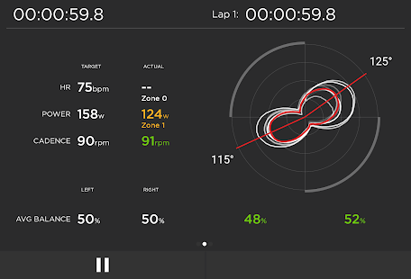 Wattbike Hub- screenshot thumbnail