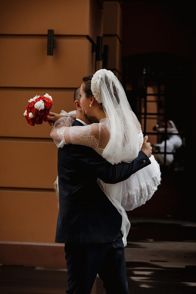 миловидная свадьба фотографа анастасии смог