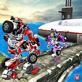 Tải Underwater Robot Transform Future Transport Game APK