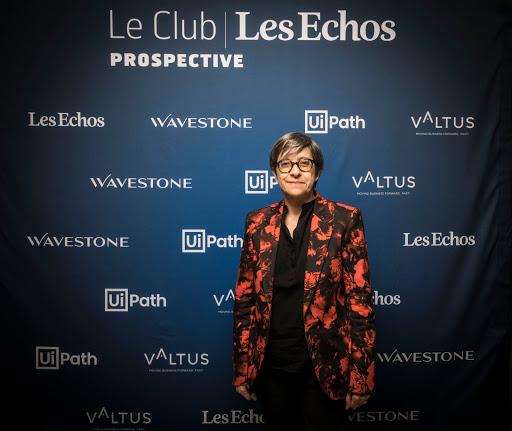 CLUB LES ECHOS PROSPECTIVE AVEC CATHERINE GUILLOUARD