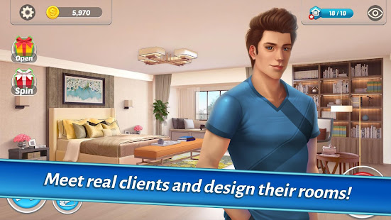 Home Designer – Match + Blast to Design a Makeover 3