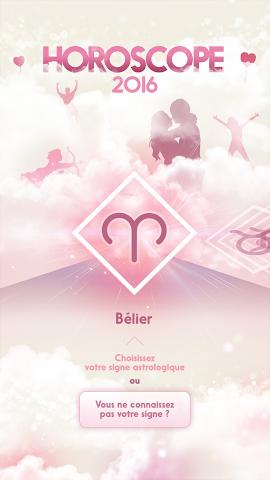 android Horoscope 2016 Screenshot 0