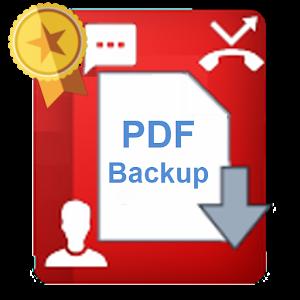 E2PDF Pro (SMS Backup, Contact, Log, Super Backup) APK Cracked Download