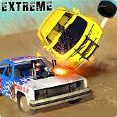 Demolition Derby Epic Battle