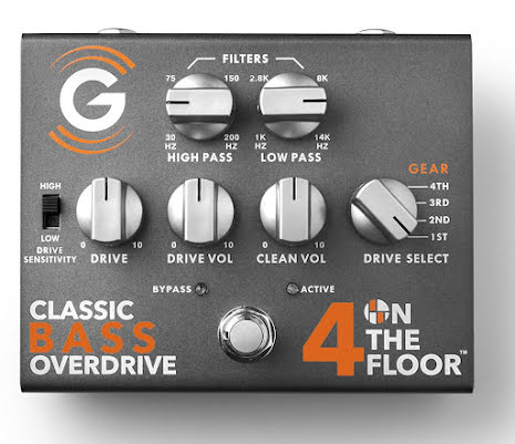Genzler 4 On the Floor Classic Bass OD
