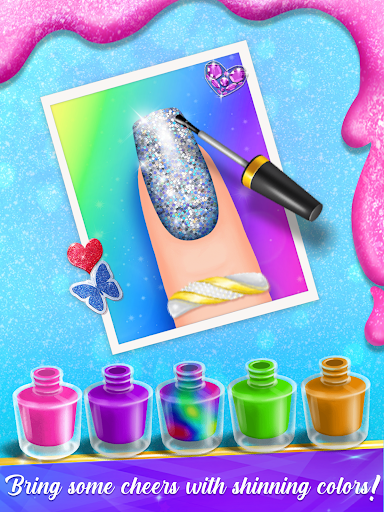 Nail Salon Manicure - Fashion Girl Game  screenshots 4