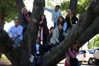 Photo: some youth delegates 2009