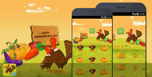 AppLock Theme - Thanksgiving