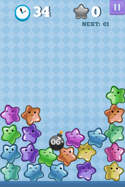 Tappy Stars- screenshot