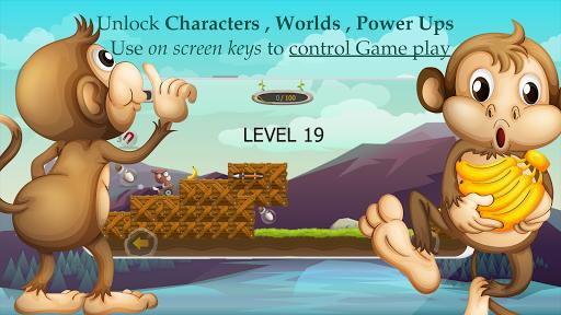 Monkey Runner 21 {cheat|hack|gameplay|apk mod|resources generator} 3