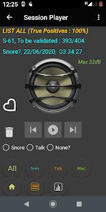 SnoreLogs: enregistrez vos ronflements