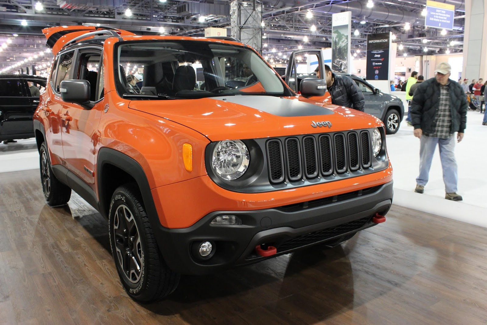 Which Jeeps Are Fuel Efficient I 5 Cars