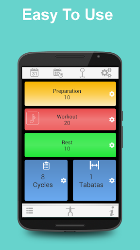 Tabata Timer for HIIT 26.0.7 screenshots 1