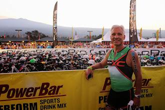 Photo: Pre-race