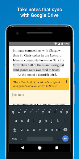 Google Play Books - Ebooks, Audiobooks, and Comics screenshot 6