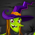 Angry Witch on Scary Run