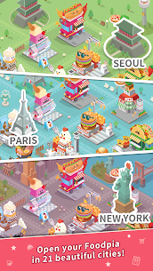 Foodpia Tycoon – Idle restaurant 6