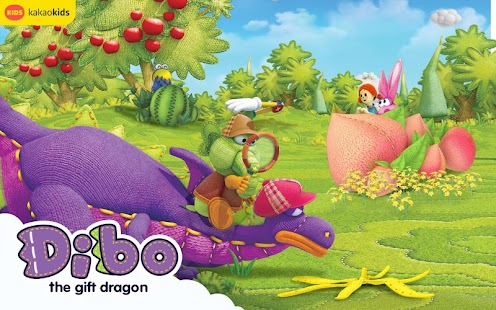Dibo the Gift Dragon - náhled